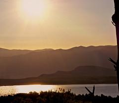 The beginning (mmpic_s) Tags: sonne sonnenaufgang meer europa kroatien croatia adria