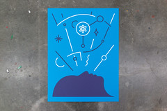 How to See Series #6 (scottboms) Tags: howtosee arl analogresearchlab silkscreen screenprint posters projects design facebook