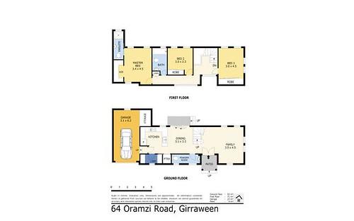 64 Oramzi Rd, Girraween NSW 2145