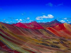 Rainbow Mountains (Marvin Macke) Tags: peru rainbow mountains cusco travel viaje latin america flickrtravelaward