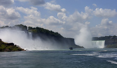 American, Bridal Veil, and Horseshoe Falls, Niagara Falls, New York, USA  2011 Patrick Alan Swigart, Gone to Look for America (Patrick Alan Swigart) Tags: american bridal veil horseshoe falls new york ny usa 2011 pat patrick alan swigart gone look for america gonetolookforamerica