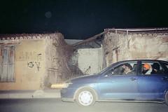 Crete , 2016 - IMG_9885 (dirtyharrry) Tags: flash dirty dirtyharrry dirtyharry dirtyphotos creta crete night nightlife 35mm pinhole