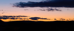 Last Light (miroslav.hajduk) Tags: last light sky sunset silhouettes landscape hills clouds burning slta58