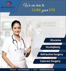 Best & renowned Eye Hospital in Delhi; (bhartieye) Tags: eye eyecare delhi refractive retina services treatment care surgery asthetics phacoemulsification bharti cataract lasik hospital oculoplasty phacocataract ophthalmology