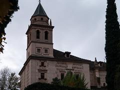 Iglesia Santa Maria (buitmor) Tags: iglesia church santamaria granda laalhambra olympus e400 arquitectura
