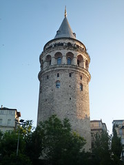 Galata Tower (John Steedman) Tags: turkey istanbul constantinople turkei