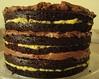 Chocolate & Orange Cake (SweetsByRuth) Tags: orange cake chocolate chocolatedipped candiedorange chocolatebuttercream orangebuttercream