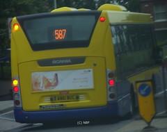 Anglianbus 456 AN61BUS (Joe LW,) Tags: scania 456 nbp omnilink anglianbus route587 norwichbuspage an61bus