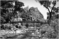 Zion National Park, Utah, USA (Frank van de Loo) Tags: park bridge usa ro river puente rivire ponte virgin national pont zion brug brcke ruscello strom arroyo rivier riacho riada crrego 2013 dsc2601