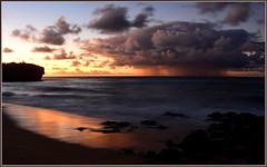 Wandering Rain Cloud (tdlucas5000) Tags: ocean water rain clouds long exposure pools kauai grandhyatt hdr