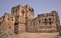 Village Stone House, Yemen (Rod Waddington) Tags: house mountains stone traditional tribal east yemen middle tribe yemeni