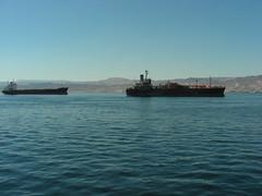 El mar Rojo. Aqaba. Jordania (escandio) Tags: aqaba 2007 jordania marrojo