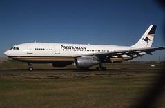 Australian Airlnes Airbus A300 VH-TAA (P T Lea) Tags: sydney australian australia airbus trans airlines a300