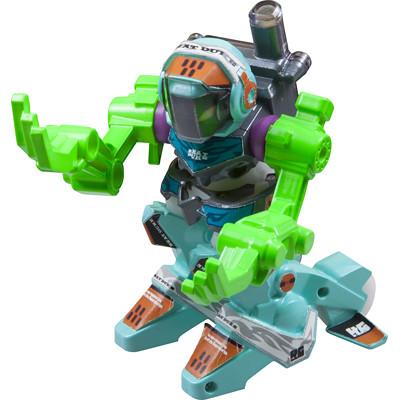 恐怖的戰士「阿修羅」降臨!~ 鋼鐵拳擊手4G 極限對決組、改造零件登場!