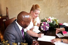 Just Married Tery & Vitor 19.10.2013 (kizombaprague) Tags: wedding party club dancers prague praha mendes vitor tavares