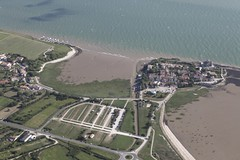 Vue aérienne Hauts de Talmont 1