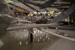 FJ-4_Wing_Front2 (AJ's Airplanes) Tags: gear landinggear fury nationalnavalaviationmuseum fj4