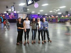 Lana's 11th Birthdsy skating party... Adult skate!!!! (T. Ryan Mooney) Tags: worley delynn corica