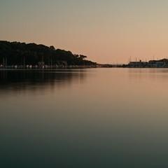 Mali Losinj (Alexander Perko) Tags: sea vacation water sunrise harbor meer wasser urlaub croatia hafen sonnenaufgang kroatien malilosinj nikond5100