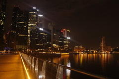 _MG_2609 (vanscal.email) Tags: ocean tower marina hotel bay singapore nightview financial fullerton swissotel oue