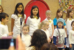 Selkirk KP1 and Grade 1 Assembly (Sim-tov) Tags: portrait chanukah dec selkirk noa assembley 2013