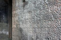Relief carvings at Angkor Wat - Angkor, Cambodia (Petitecornichon) Tags: temple cambodia vishnu khmer buddha buddhist buddhism angkorwat mount ii siemreap angkor hindu hinduism mythology angkorthom meru templemountain vara templecity mountmeru devas basreliefs 2013 suryavarman devatas suryavarmanii shaivism cityoftemples yasodharapura preahpisnulok vishnuloka galleriedtemple jagati