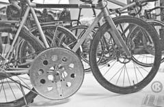 Donhou Bicycles, the 100mph bike (ChristianKochPhotography) Tags: blackandwhite bw art bike bicycle wheel canon fun 24105mmf4l hand handmade steel spokes bikes bicycles made cycle frame 5d custom ti velo royce components cycles bespoke cranks tig braze chainrings f4l fixi 24105f4 24105f4lisusm 5dmk2 bespoked donhoubicycles donhou bespokedbristol 100mphbike ukhbs ukhmb copyrightchristiankoch christiankochphotographygmailcom