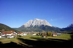 Lermoos mountain landscape