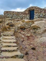 Blue door (MauricioMoura.com) Tags: door europe stair places greece grecia mykonos grece myconos miconos