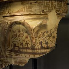 """Dipylon Master (Egisto Sani) Tags: paris ceramica del ceramic greek louvre athens du attic pottery vases parigi attica greca krater cratere atene dipylon """"musée louvre"""" master"""" """"mastro """"vasi greci"""" """"dipylon dipylon"""""""
