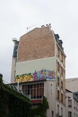poum (Lemecnormal) Tags: paris graffiti graff icone cony ikone horf conie horfe horphe horph horphe horphee