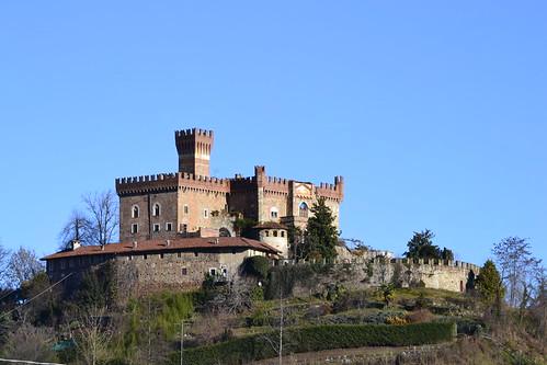 Il castello di Castellar