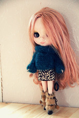 Blythe of the day : Mitaine