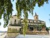 Iglesia de Linares de la Sierra (azalvidebassadone) Tags: españa church architecture spain arquitectura nikon huelva iglesia linaresdelasierra