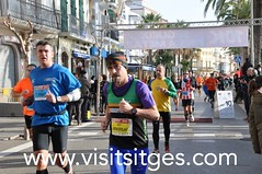 Mitja Marat Sitges 2014 (Sitges - Visit Sitges) Tags: barcelona media running run sitges correr atletismo marat 2014 maratn mitja atletas atletisme xxxi