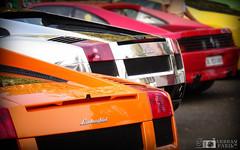 Silver Chrome Lamborghini Gallardo Special Edition! (akshaypatil™ ® photography) Tags: show car silver super special chrome mumbai edition lamborghini gallardo bhavan 2014 vidhan parx