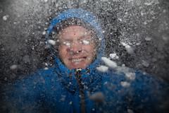 Snowblind (Stavelin) Tags: snow norway risør bildekritikk canoneos5dmkii