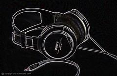 SBP_8071 (StuNZ2) Tags: newzealand glow sony auckland edge headphones 365 nikond200 18105mm