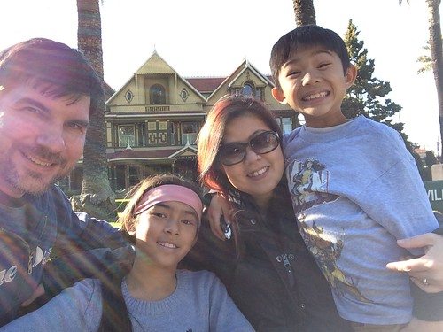 Winchester Mystery House – January 2014, San Jose, CA