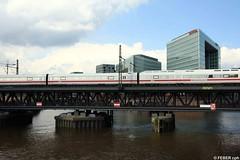 (FEBER CPH) Tags: water architecture train canon germany hamburg canoneos400d