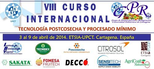 VIII Curso postcosecha UPCT