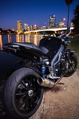140203-194616 18mm_f11.jpg (dgibney8) Tags: motorbike perth triumph westernaustralia speedtriple narrowsbridge