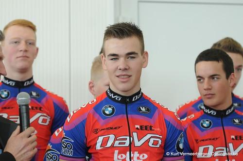Ploegvoorstelling Davo Cycling Team (132)