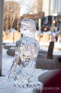 Annual Bloor-Yorkville IceFest 2014
