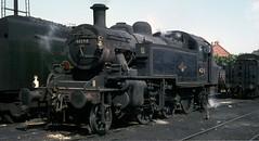 41298 at Weymouth (robmcrorie) Tags: train swindon engine rail railway loco trains steam works british locomotive enthusiast preserved railways railfan ivatt 6351 2mta