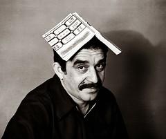 Colita, Gabriel García Márquez, Barcelona, 1969 - -®Colita