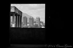Tower Of David (Omar Garcia P) Tags: portrait people blackandwhite building children photography women venezuela country streetphotography documentary caracas towerofdavid torrededavid