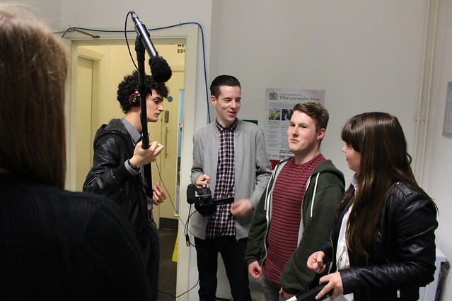 LiveWire Creative Careers Course Film 2014 06
