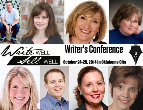 Write Well, Sell Well Conference in Okla by Wesley Fryer, on Flickr