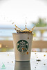 Starbucks ☕ Coffee  @Starbucks (Αναστασία !) Tags: starbucks palaiofaliro atticagreece coffeesplash ☕coffee πάρκοφλοίσβου uncaffèdaportarevia sugarcubesforsplash seeyouinfewdays ☕☕ νikond7100